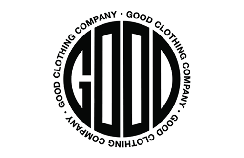 Good-Clothing Company Logo Discount