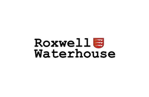 roxwell waterhouse logo discount